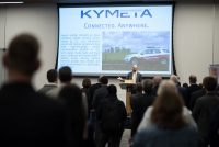 Guest Speaker, Nathan Kundtz, CEO Kymeta, Invented at Duke, 2018